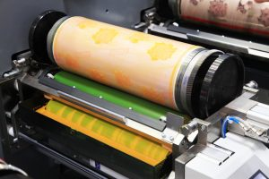 Maszyna z drukarni